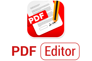 PDF Editor app icon