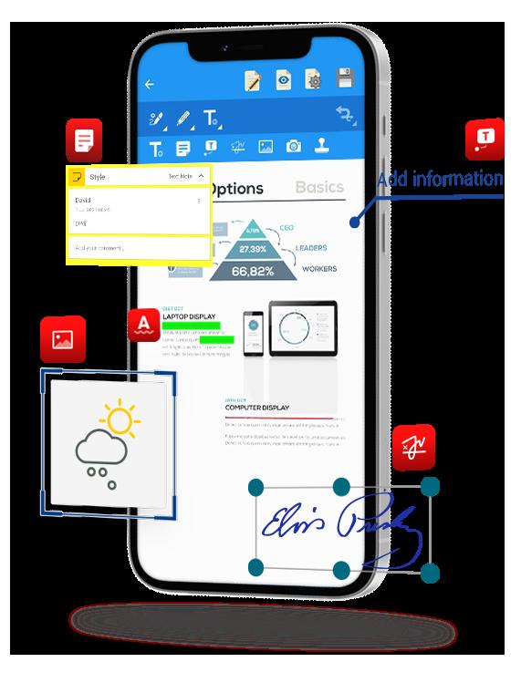 PDF Editor app